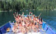Addio al Nubilato Lago Maggiore con festa a sorpresa